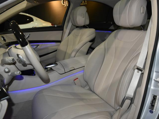 S400ハイブリッド AMGスポーツパッケージ ホワイト革(12枚目)