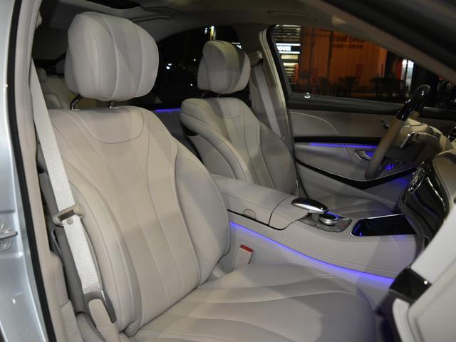 S400ハイブリッド AMGスポーツパッケージ ホワイト革(13枚目)