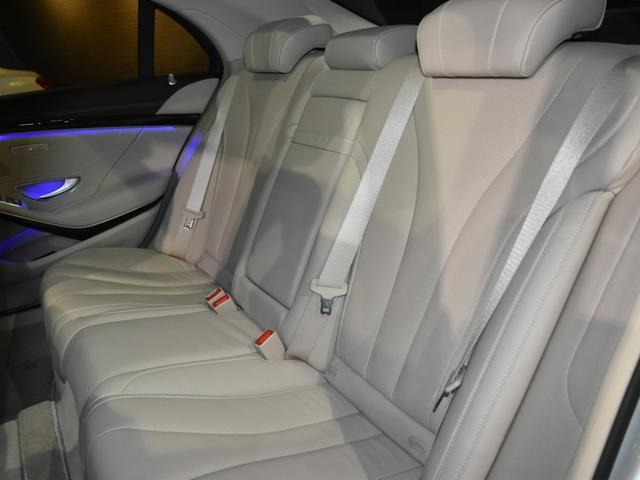 S400ハイブリッド AMGスポーツパッケージ ホワイト革(15枚目)
