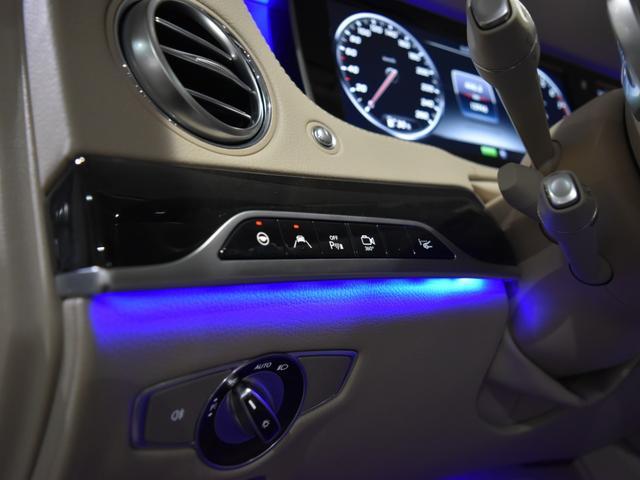 S400ハイブリッド AMGスポーツパッケージ ホワイト革(18枚目)