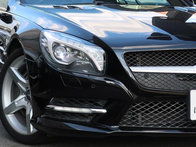 SL350ブルーエフィシェンシー AMGスポーツP 黒革S(9枚目)