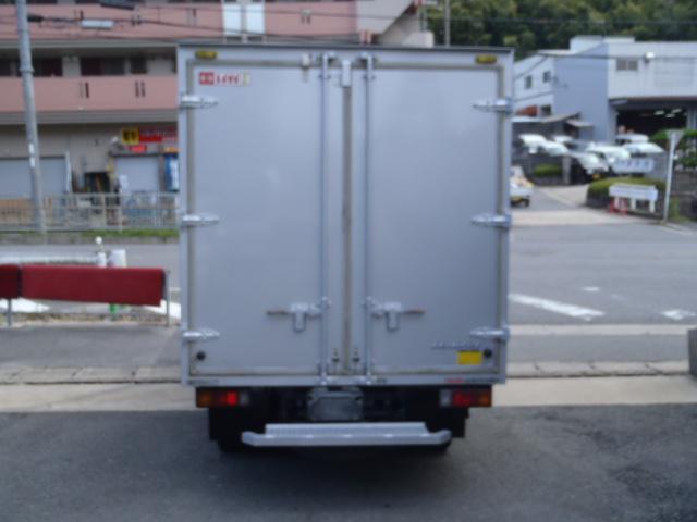 日野 デュトロハイブリッド 2tアルミバン プロシフト AT免許OK