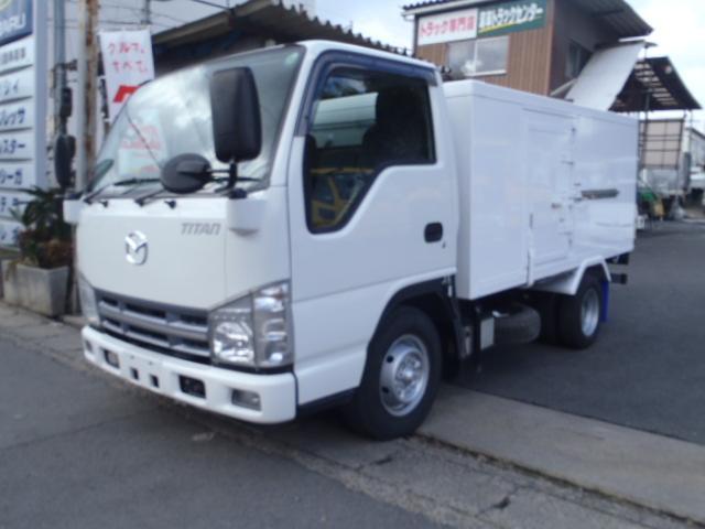 マツダ タイタントラック 1.5t冷凍車 東プレ-30℃ 4Noサイズ エルフOEM車