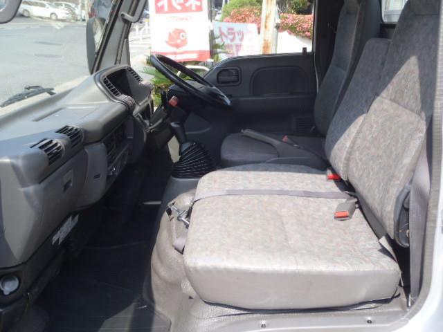 いすゞ エルフトラック 2tバキュームダンパー 新明和グリットスィーパー 真空式