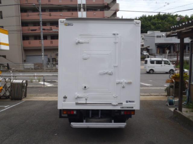 三菱ふそう キャンター 2t冷凍車東プレ-30℃スタンバイ 低床 アイスクリーム仕様