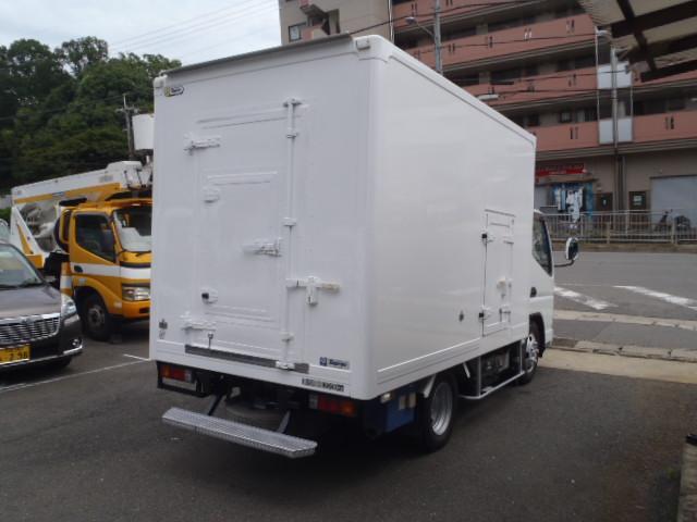 2t冷凍車東プレ-30℃スタンバイ 低床 アイスクリーム仕様(8枚目)
