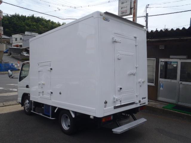 2t冷凍車東プレ-30℃スタンバイ 低床 アイスクリーム仕様(9枚目)