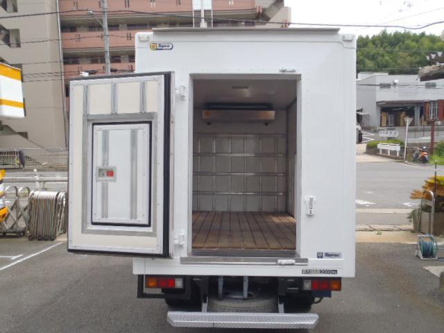 2t冷凍車東プレ-30℃スタンバイ 低床 アイスクリーム仕様(10枚目)