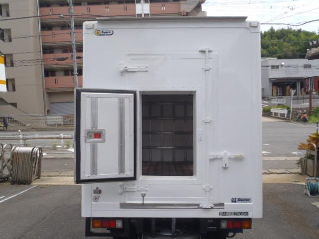 2t冷凍車東プレ-30℃スタンバイ 低床 アイスクリーム仕様(11枚目)