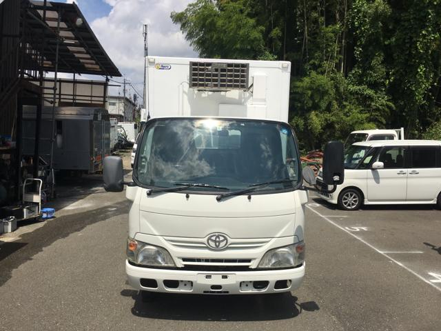 2t冷凍車 東プレ-30℃ サイドドア 総重量4835Kg(2枚目)