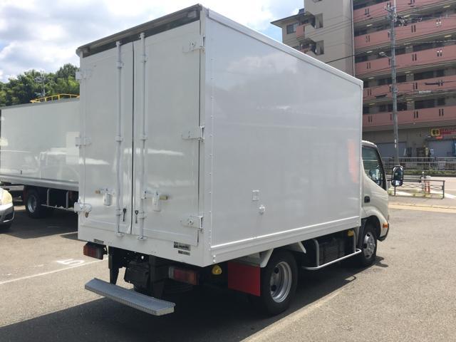 2t冷凍車 東プレ-30℃ サイドドア 総重量4835Kg(7枚目)