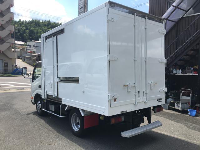 2t冷凍車 東プレ-30℃ サイドドア 総重量4835Kg(8枚目)