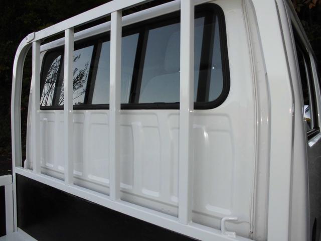 Wキャブワイドロー 荷台鉄板張り塗装仕上済 ETC 社外ナビ(16枚目)