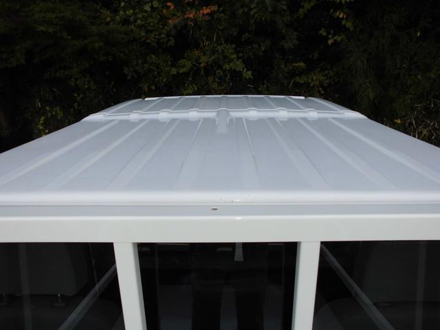 Wキャブワイドロー 荷台鉄板張り塗装仕上済 ETC 社外ナビ(17枚目)