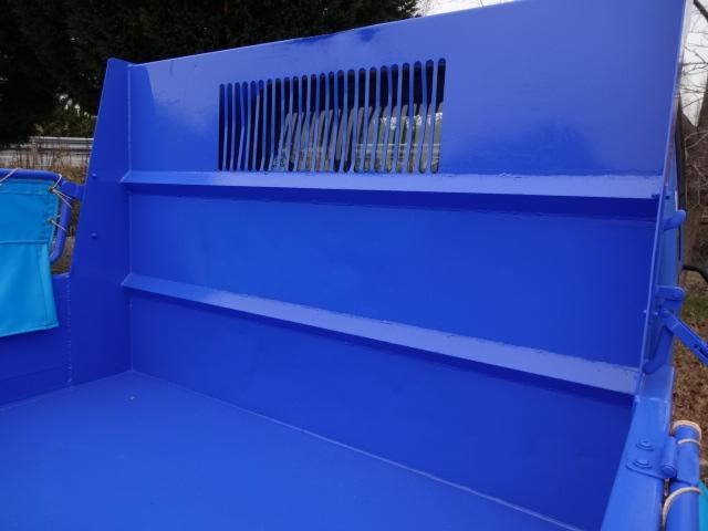 3トン積み4ナンバー 高床強化ダンプ コボレーン 中間ピン(13枚目)