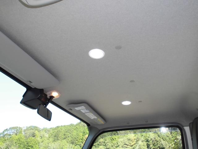 全低床強化ダンプ 3トン積4ナンバー コボレーン 中間ピン LEDヘッドライト 衝突被害軽減ブレーキ 車線逸脱警報装置 横滑り防止装置 坂道発進補助装置 左電格ミラー ECOモードスイッチ ブルーツースオーディオ(32枚目)