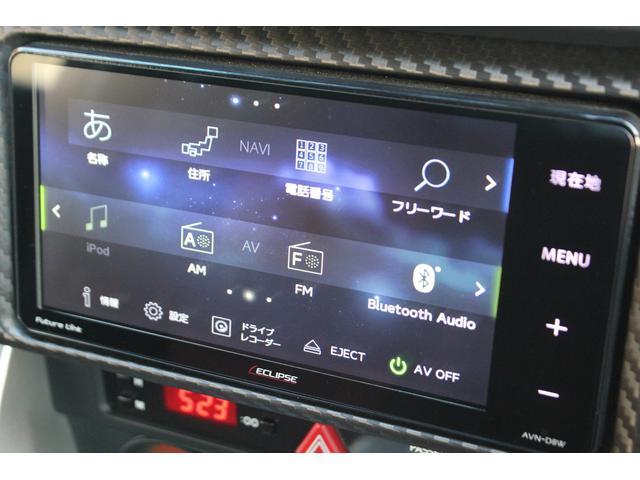 GT モデリスタエアロ WORK17インチAW 社外SDナビTV Bカメラ クルーズコントロール 社外レーダー 前方ドライブレコーダー パドルシフト ETC(26枚目)