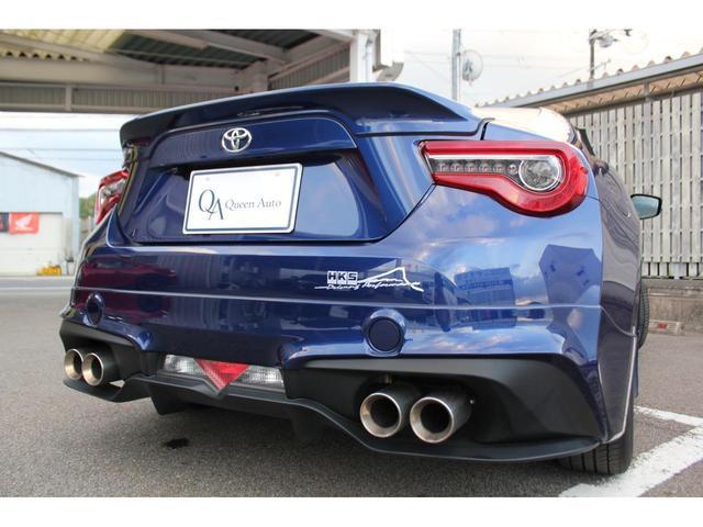 GT 6速MT ワンオーナー TRDエアロ TRD4本出しマフラー 純正SDナビTV Bカメラ ETC 純正17インチAW LEDヘッドライト(11枚目)