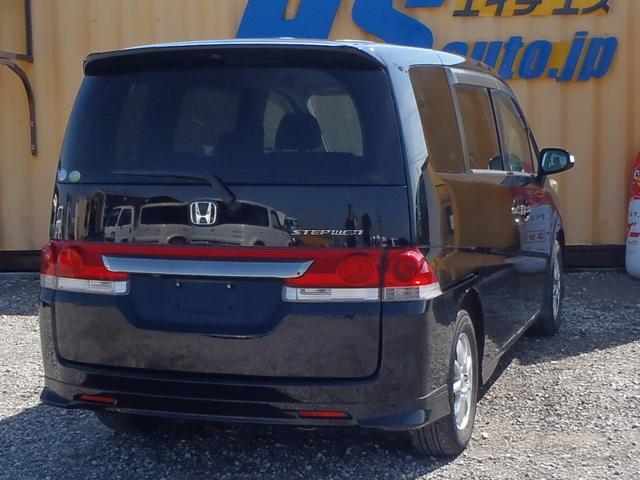 ホンダ ステップワゴン G LSパッケージ 左パワースライドドア
