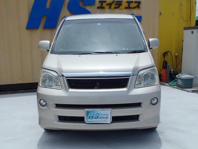 トヨタ ノア X 4ナンバー貨物登録定員5人