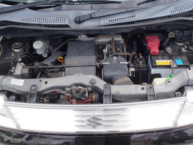 エンジン:K6A ターボ タイミングチェーン式