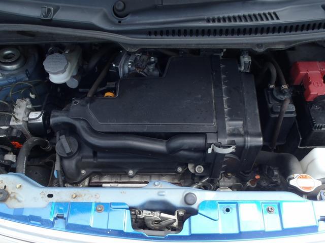 エンジン:K6A タイミングチェーン式