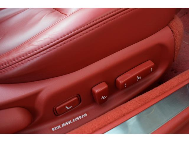 SC430 赤革シート オプションカラー マークレビンソン(15枚目)