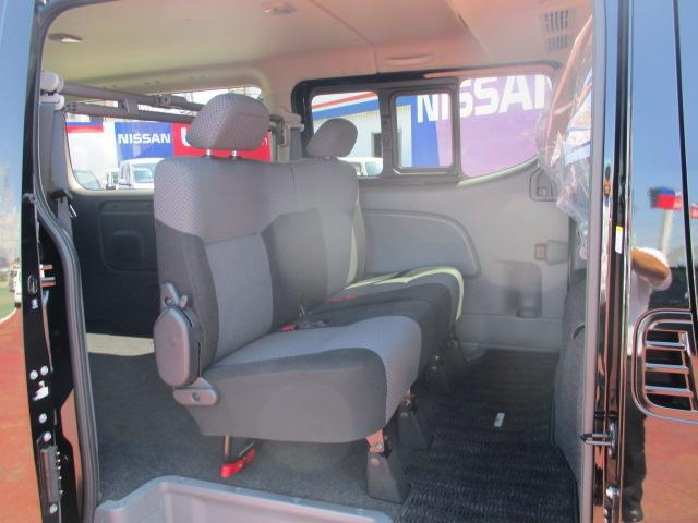 日産 NV350キャラバンバン プレミアムGX 低床 ロング キセノンヘッドランプ