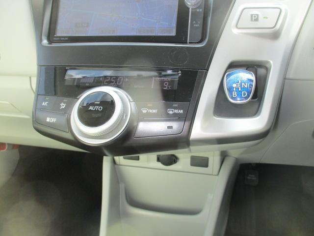 トヨタ プリウスアルファ G メモリーナビ バックカメラ ETC