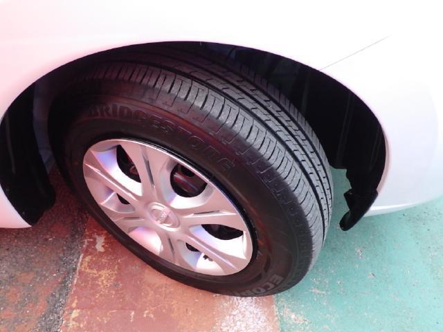 タイヤ溝も十分あります!