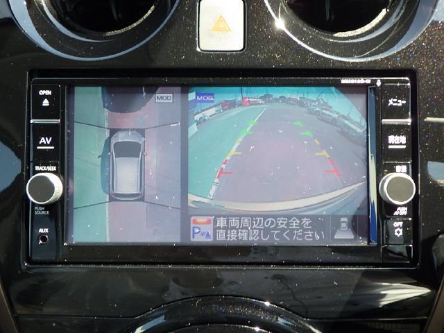 e-POWER メダリスト メモリーナビ&全周囲カメラ(6枚目)