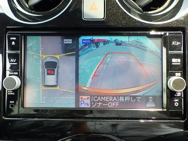 e-パワー X ブラックアロー  全周囲カメラ(6枚目)