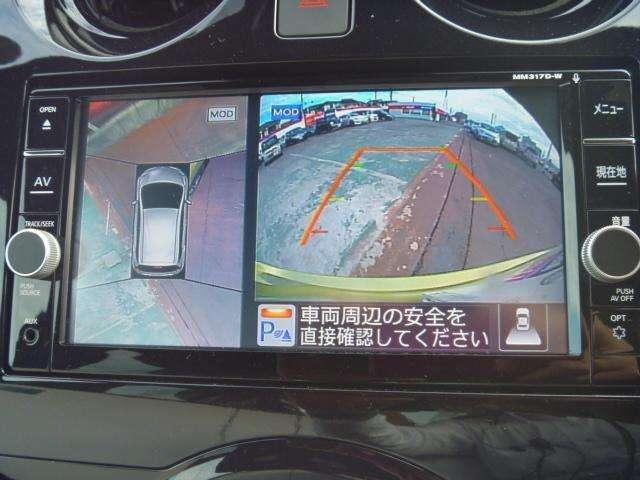 e-POWER X ブラックアロー ナビ&TV&全周囲カメラ(6枚目)