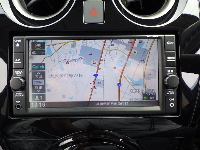 e-POWER X ナビ&TV バックカメラ付(5枚目)