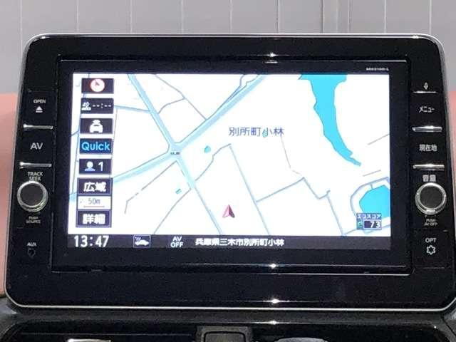 660 ボレロ 純正ナビゲーション&全周囲カメラ(8枚目)