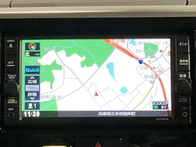 660 ハイウェイスターX 純正ナビゲーション&全周囲モニター(8枚目)