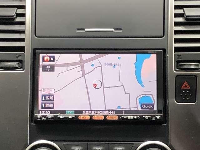 《カーナビゲーション》最近ではスマホをナビ代わりにしたりしますが運転中の操作が危ない、すぐに熱くなる、電話がかかってきたら使えないなどデメリットも多いです。まだまだカーナビは必須です