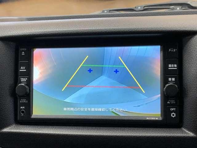 2.0 DX ロングボディ 純正ナビゲーション&バックモニター(9枚目)