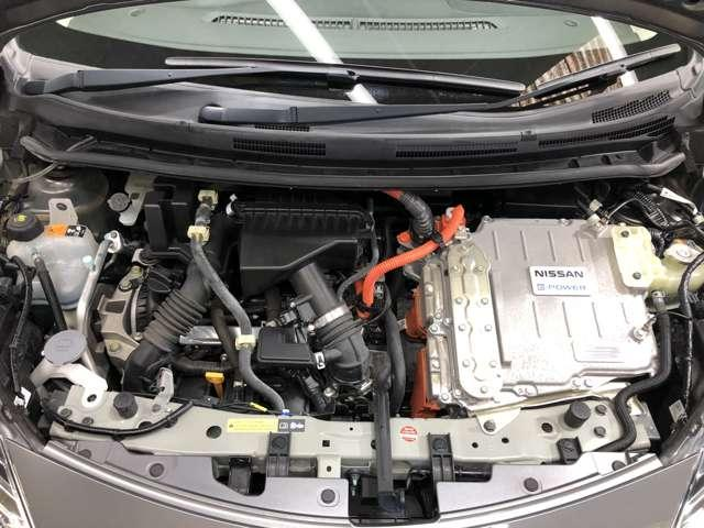 1.2 e-POWER X 衝突被害軽減ブレーキ&純正メモリーナビ(18枚目)