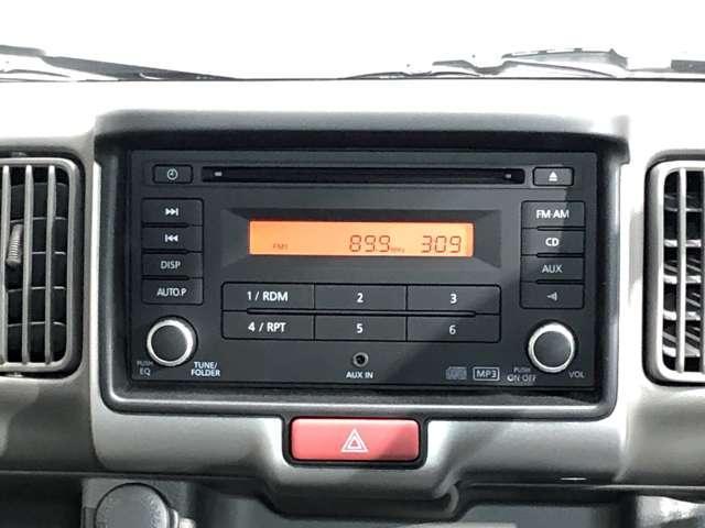 660 DX GLパッケージ ハイルーフ リモコンキー&純正CDオーディオ(6枚目)