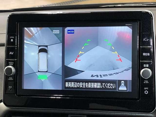 660 ハイウェイスターX 4WD 9インチ大画面ナビ&全周囲カメラ・ETC(7枚目)