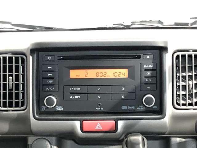 660 DX エマージェンシーブレーキ パッケージ ハイルーフ 5AGS車 4WD 衝突被害軽減ブレーキ&純正CDオーディオ(6枚目)