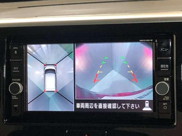 660 ハイウェイスター Gターボ 純正SDナビ&全周囲カメラ・ETC(7枚目)
