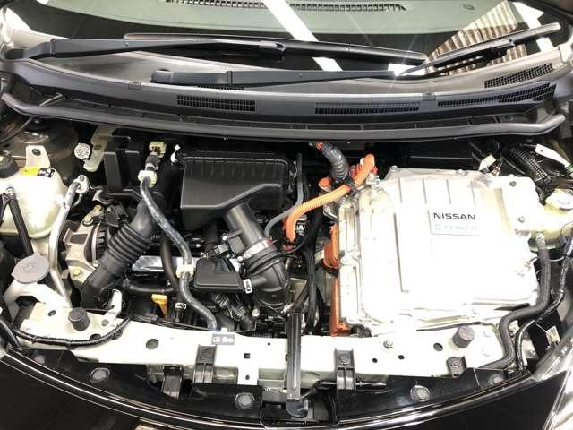1.2 e-POWER X 衝突被害軽減ブレーキ&ドライブレコーダー(18枚目)