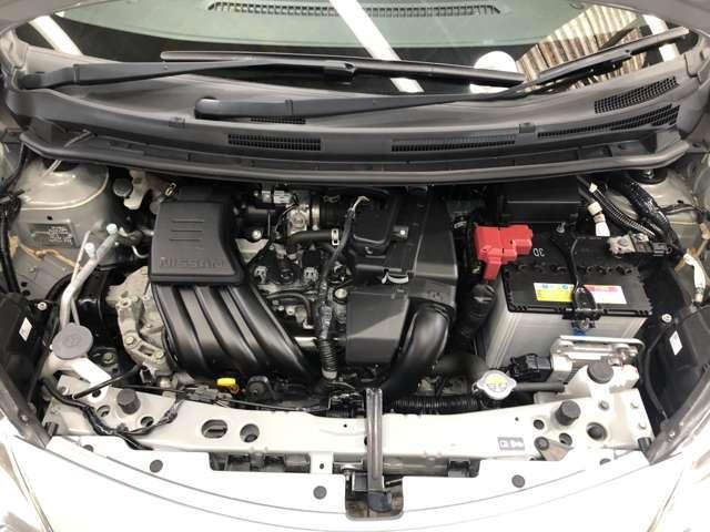1.2 X DIG-S Vセレクション プラスセーフティ 衝突被害軽減ブレーキ&純正CDオーディオ(18枚目)