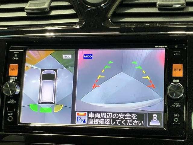 2.0 ハイウェイスター Vセレクション+SafetyII S-HYBRID 純正SDナビ&全周囲カメラ・ETC(7枚目)
