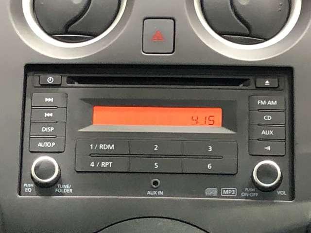 1.2 X 衝突被害軽減ブレーキ&純正CDオーディオ(6枚目)