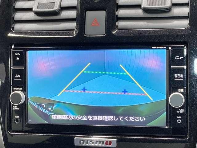 1.2 NISMO 純正SDナビ&バックカメラ(7枚目)