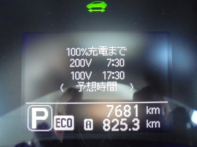 X (30kwh) メモリーナビ バックカメラ ETC(18枚目)