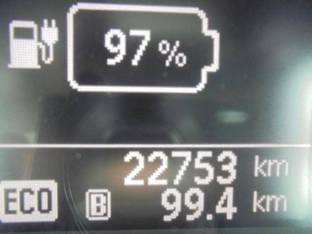 X 24KW オートクルーズ装備 電気自動車 ドラレコ(18枚目)